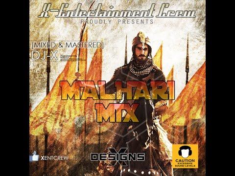 [DJ-X] Malhari Mix - Bajirao Mastani