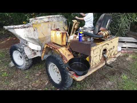 Dumpy The Dumper Lister ST2 Diesel Resurrection