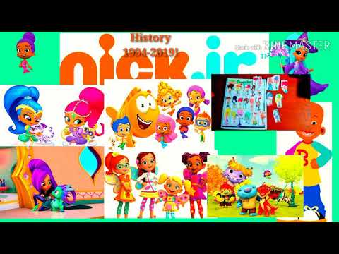 New Nickelodeon Shows 2020 Nick Jr Old and New Shows History 1994 2019 2020!   YouTube