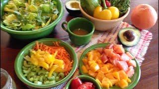 Anji's Fruity Summer Salad Recipe