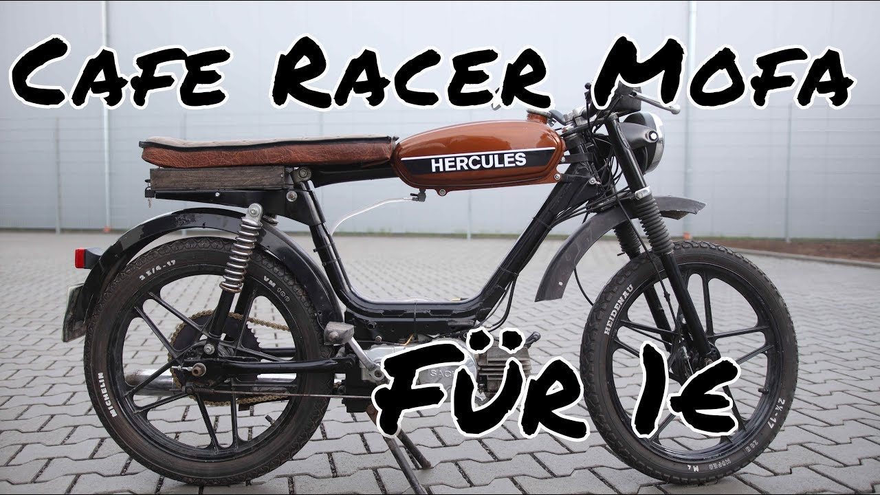 ich verkaufe den cafe racer f r 1 mofa mittwoch. Black Bedroom Furniture Sets. Home Design Ideas