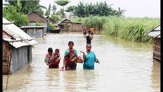 গাইবান্ধায় এখনো পানিবন্দি গ্রামের পর পর গ্রাম | গ্রামবাসীদের আহাজারি | Flood | Somoy TV