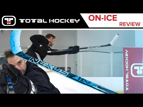 Bauer Nexus 1N Stick 2017 // On-Ice Review