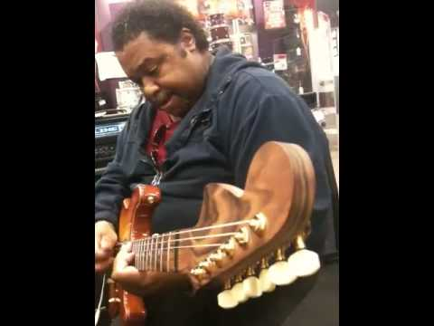Amazing Guitarist at Guitar Center