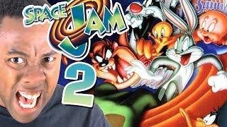 Is SPACE JAM 2 Real or Not? : Black Nerd Rants