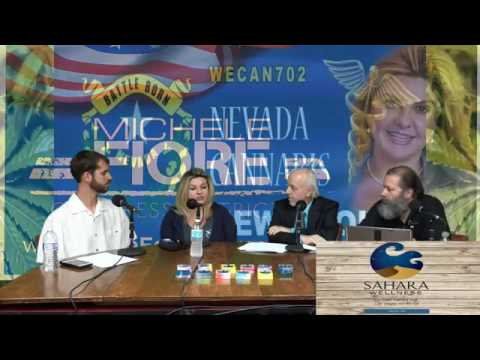 Nevada Cannabis News 5-24-16 Michele Fiore
