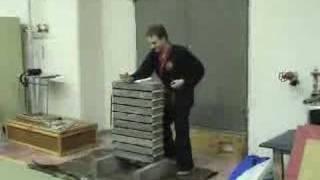 Tiilien murskaus (Han Moo Do)