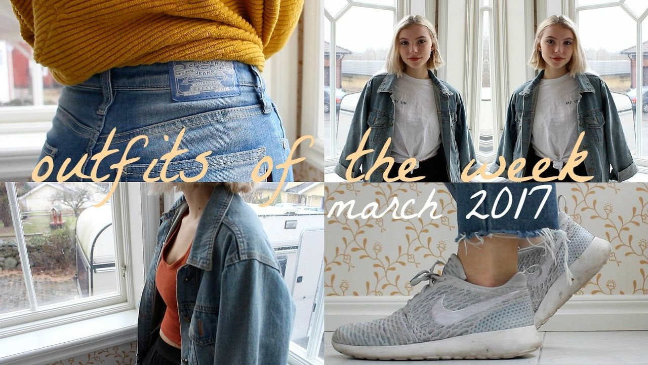 promo code 5eaa8 6536c OUTFITS OF THE WEEK    MARCH 2017   Rebecca Ellie