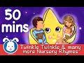 Twinkle Twinkle Little Star with lyrics & more Nursery Rhymes