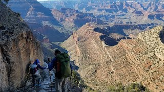 The Grand Canyon - A Backpacking Documentary