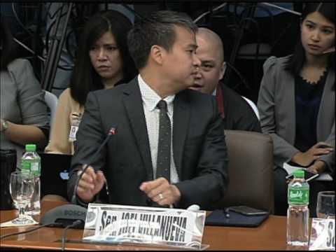 Ex-BI deputy withheld info about bribery: Villanueva
