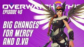Overwatch This: Huge Mercy and D.Va changes | Episode 45