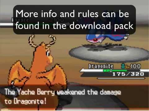 Pokemon Black And White Pitch The Pure HDS