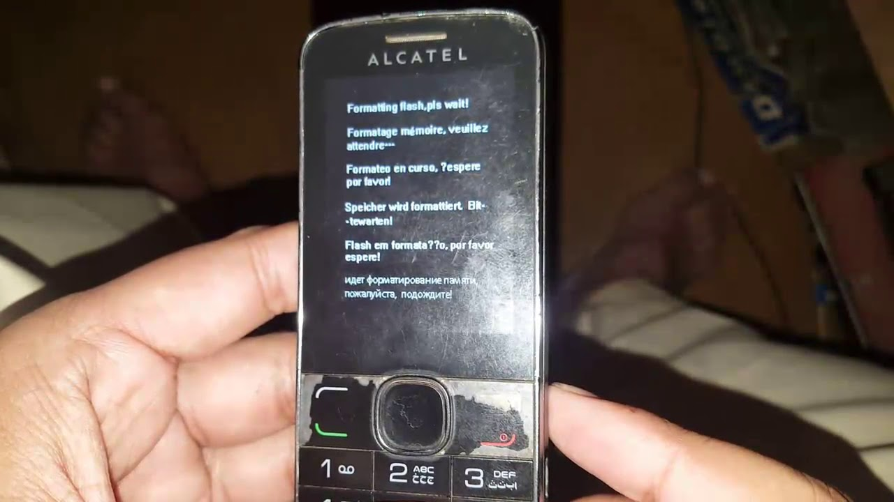 Alcatel 2005d hard reset Unlock, Forgot Password Recovery