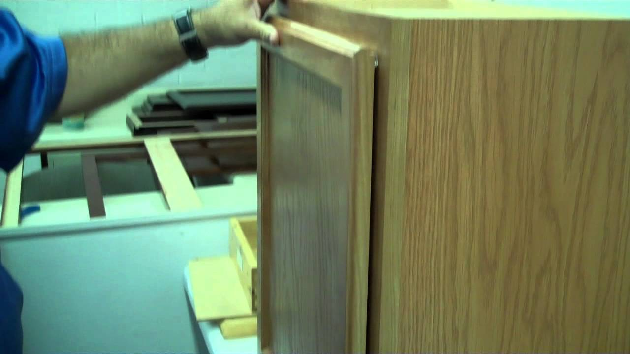 Kitchen Door Hinges Counter Chairs How To Adjust A Twisted Or Warped Door.mp4 - Youtube