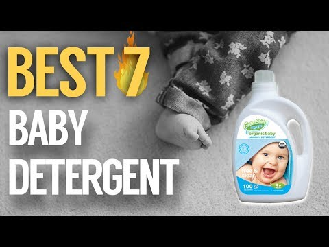 ✅ 7 Best Baby Detergent Review 2019 (Buying Guide)
