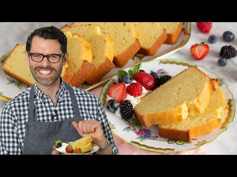 Perfect Pound Cake Recipe from YouTube · Duration:  6 minutes 48 seconds