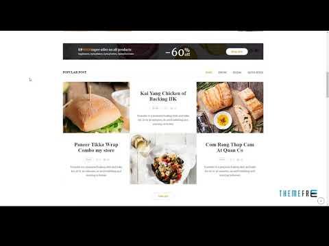 Genius Kitchen - News Magazine WordPress Theme        Brendan Ryouta