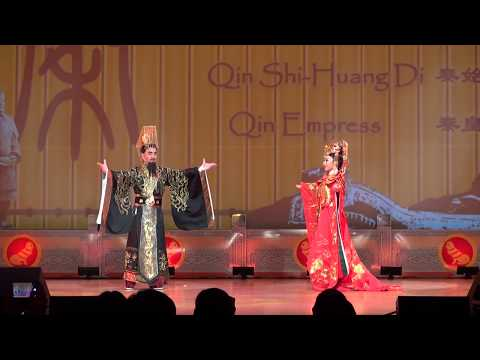 "Chinese Dynasty Costume Show "" Five Thousand Years of Glory"" 中国朝代服装秀  千年风华"