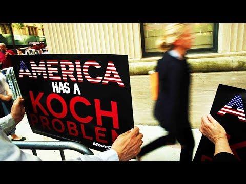 Republican Coffers Flooded By Big Oil, Big Gun, And Big Prison