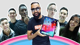 iPad Pro 2018 Best Features with MKBHD, Austin Evans, TLD + More