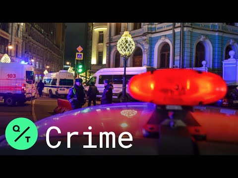 Moscow Shooting Leaves 1 Dead Near Federal Security Service HQ