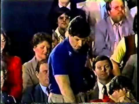 1984 Angle Open - Match 4 - Nelson Burton Jr. vs Pete Weber