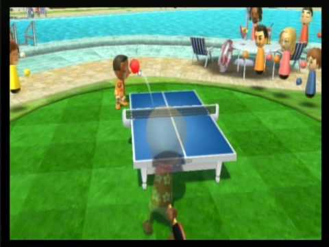 wii sports versus real life sports