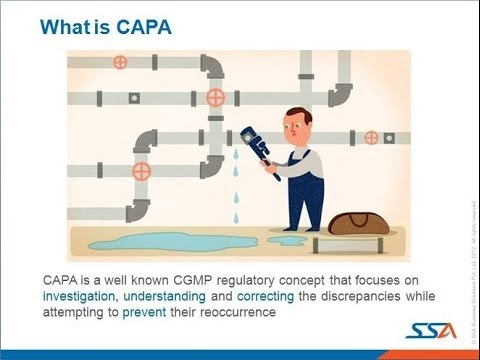 How to build Effective CAPA Culture and CAPA System