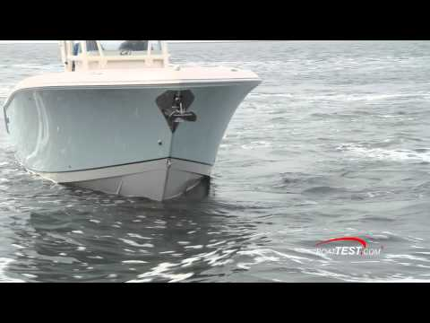 Sailfish 290CC Test 2014- By BoatTest.com
