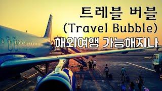 트래블 버블(Travel Bubbles)로  해외여행 …