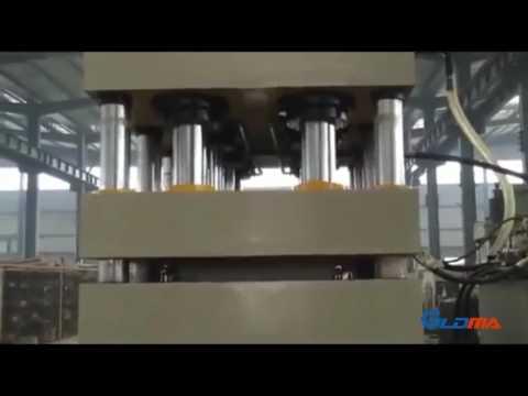 GLDMA-YL78 Hydraulic sheet metal forming press machine Door skin press