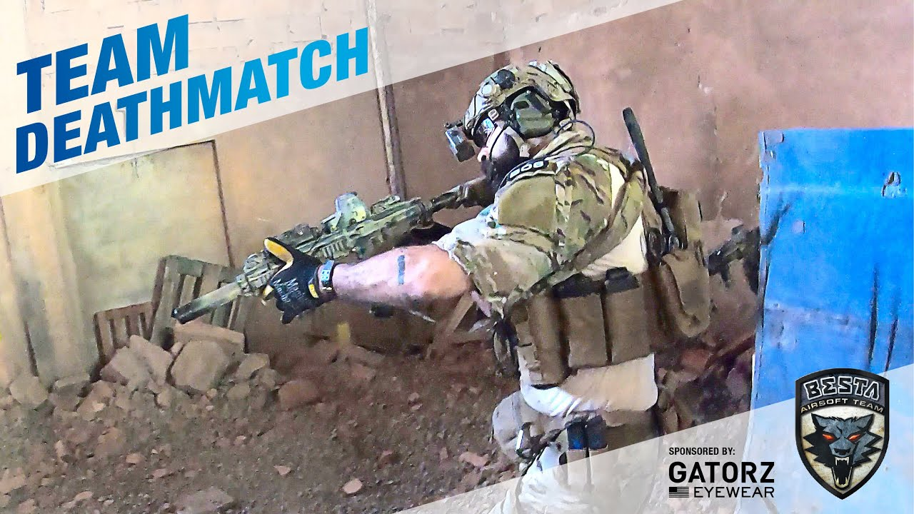 Team Deathmatch at Fusion Arena [ High Speed CQB ]