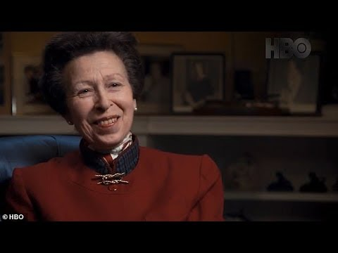 ITV documentary: Princess Anne reveals why she doesn't shake hands during walkabouts