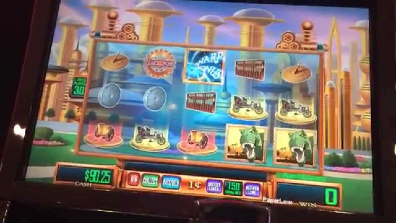 Time Machine - Time Travel Slot with 5 Bonuses