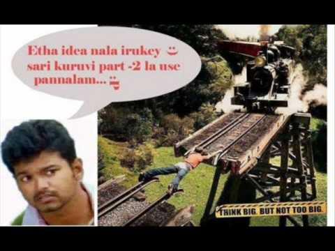 Vijay funny comedy photos