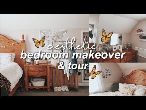 A Much-needed ROOM MAKEOVER (and TOUR)
