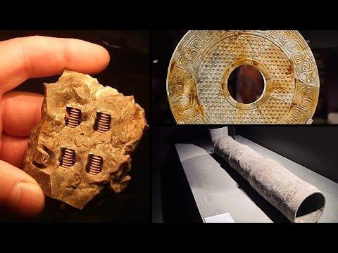 Descubren Antiguos Artefactos que no Deberían Existir - Arqueología Prohibida