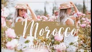 MOROCCO OUTFIT DIARIES ✨ // Fashion Mumblr