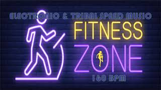 ELECTRONIC & TRIBAL SPEED MUSIC FITNESS 160 BPM By MIGUEL MIX