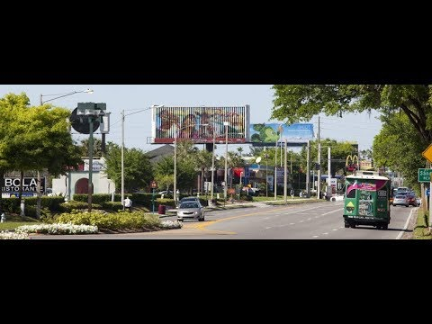 International Drive complete walk at Orlando (day 10 part 1)