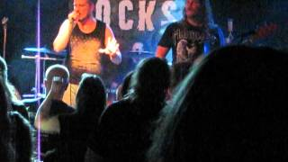 Dark Avenger - Holy War Live, On the Rocks, Helsinki, Finland 10.08.2012