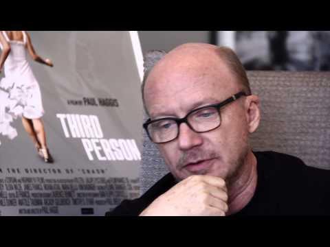 Third Person Interview - Paul Haggis (Part 1)