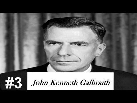 JOHN K GALBRAITH, LE VRAI POUVOIR DES ENTREPRISES