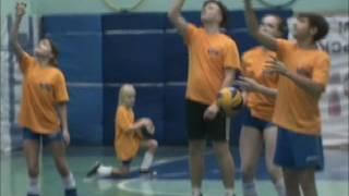 #Волейбол+#Танцы