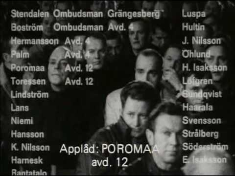 Image result for gruvarbetarstrejken 1969