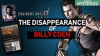 Resident Evil Unsolved Mystery - The DISAPPEARANCE of BILLY COEN & Did He Survive?