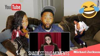 Download lagu MICHAEL JACKSON SHADIEST DIVO MOMENTS REACTION MP3