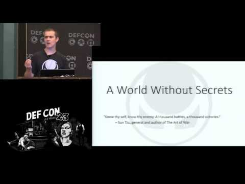 DEF CON 23 - Eijah - Crypto for Hackers