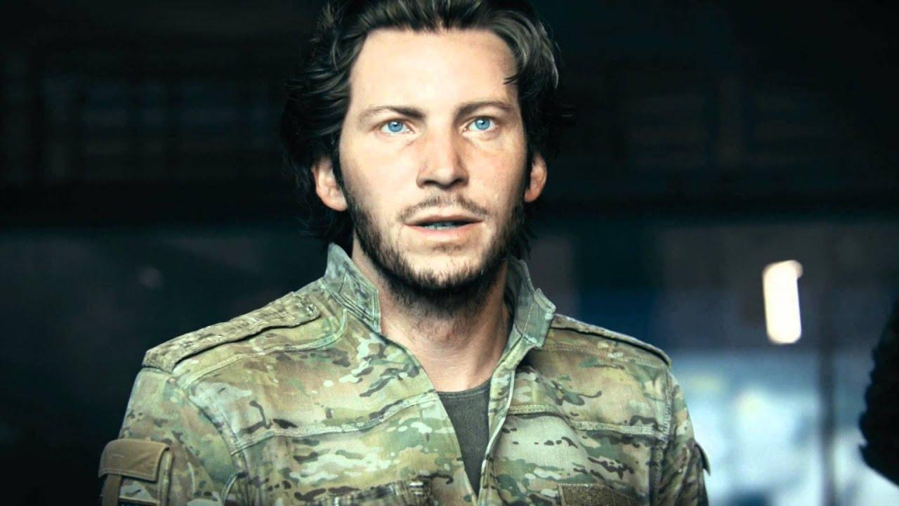 Call of Duty: Advanced Warfare - Collapse: Gideon ...